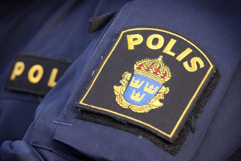 Polis hämtade elev – misstänkt för narkotikabrott