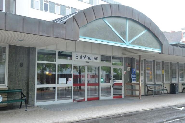 Coronasmitta på Centrallasarettet i Växjö