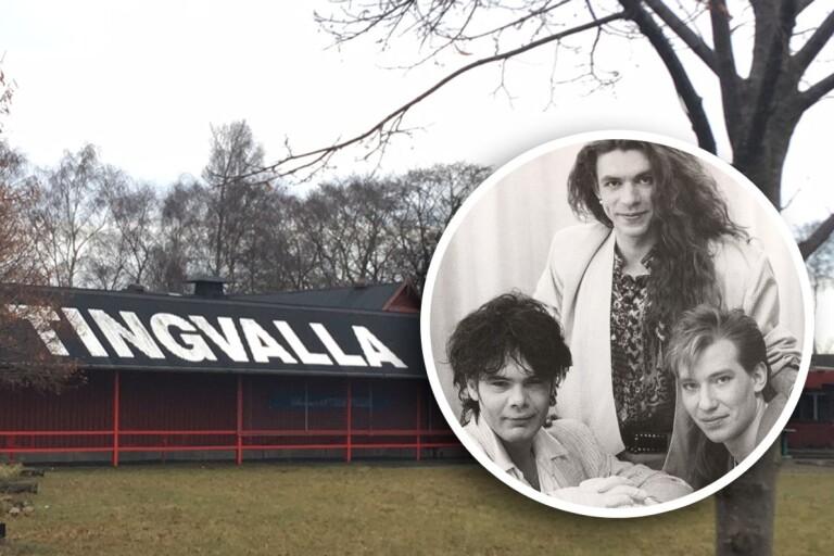 """Roger Bing: När vi var """"Forever Young"""" på Tingvalla"""