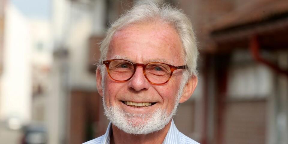 """Göran Göransson vill skrota barnbidraget för utlandsfödda för att få kvinnorna att lämna hemmet och börja arbeta. """"Det handlar om integration."""""""