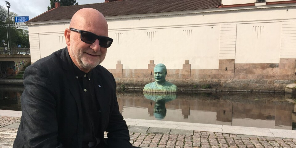 Lars-Gustaf Andersson (L).