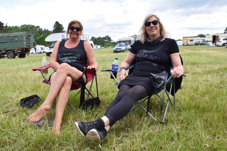 Under söndagen skickade festivalarrangörerna ut ett tack till alla som kommit under festivalen.
