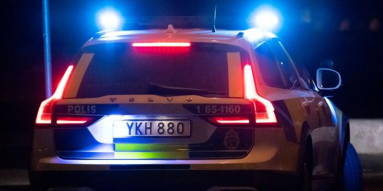 Berusad man blev våldsam i bil – orsakade långa köer i Växjö