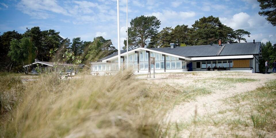 Många har längtat och nu är Yngsjö havsbad öppet igen.