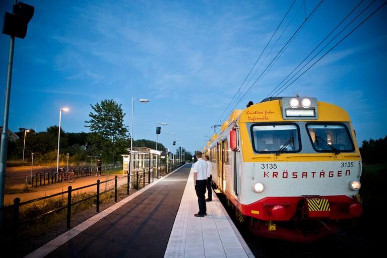 Trafikverket lyfter fram dubbelspår mellan Växjö-Alvesta