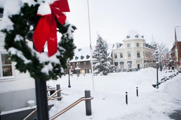 Ulf Mårtensson: Lundell, Frida och en tidig tomte utan snö