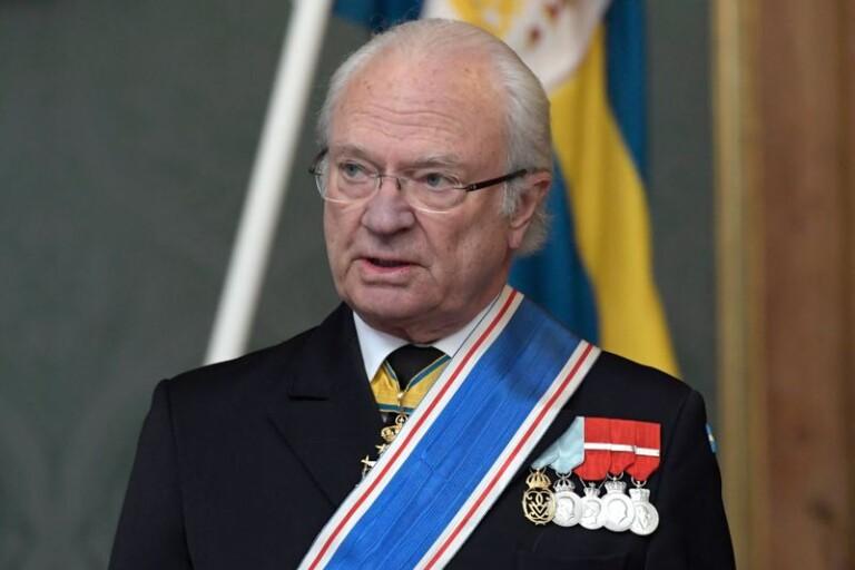 Kung Carl XVI Gustaf om Ingvar Kamprads död