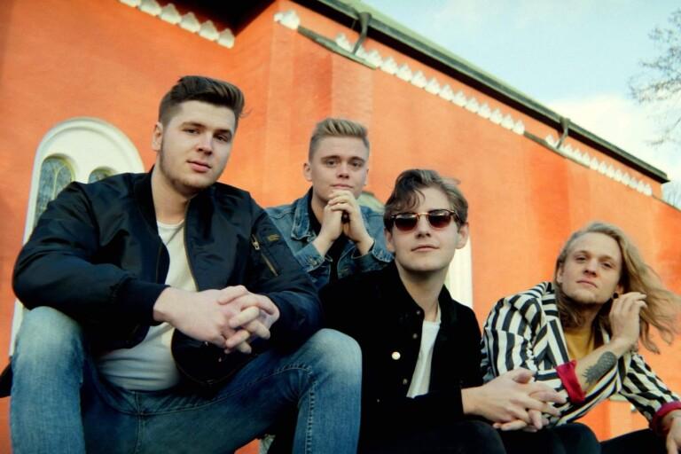 Växjöbandet släpper debutalbum