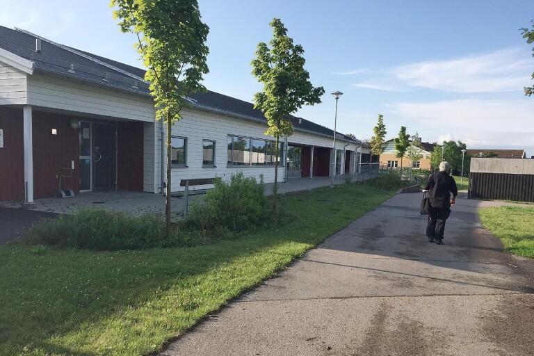 När barnen blir fler behöver skolan i Glömminge utökas
