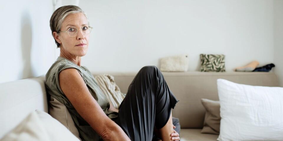 Johanna Ekströms bok om sin mamma, den stroke-drabbade författaren Margareta Ekström, är lysande.