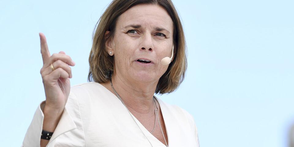 Regeringen stoppar Swedegas plan på att ansluta en gasterminal i Göteborgs hamn till stamnätet. Miljö- och klimatminister Isabella Lövin vill hellre se en satsning mer specifikt på biogas. Men regeringens beslut får kritik. Arkivbild.