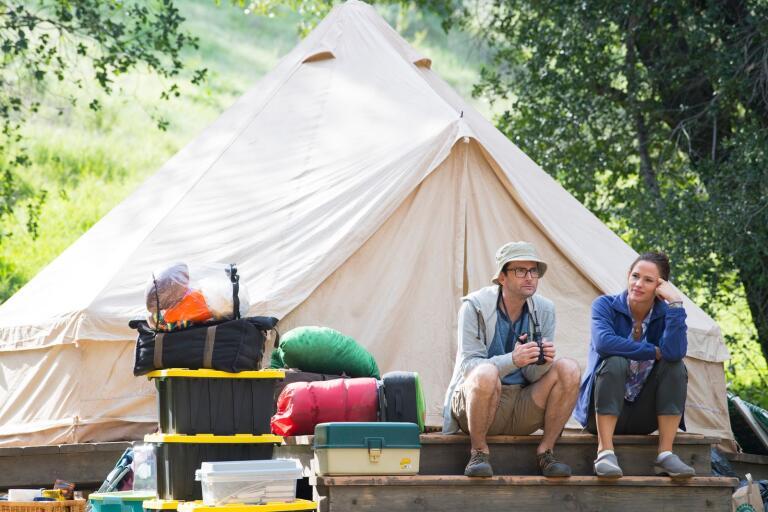 """Elin Thornberg: """"En campingsemester är alltid är en dålig idé"""""""
