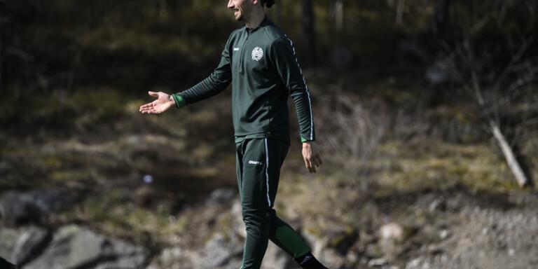 Slipper straff efter Zlatans besök
