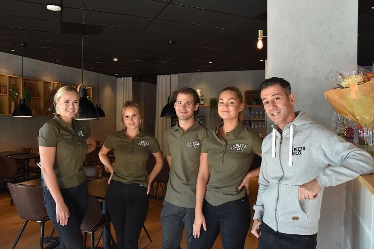 Ny restaurang har öppnat i centrala Växjö