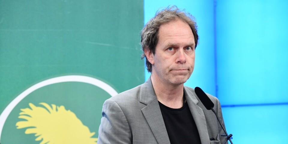 Pär Holmgren (MP) vill att den nationella självförsörjningsgraden ska öka.