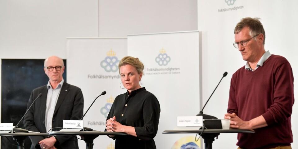 Liverapportering Senaste Nytt Om Coronaviruset I Sverige Och Varlden Barometern
