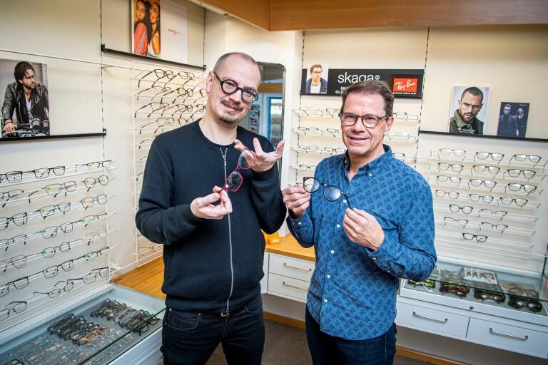 """PÅ JOBBET: """"Optikeryrket blir alltmer ett hälsoyrke"""""""