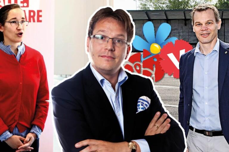 """Tunström: """"Modigt utspel av lokala S-företrädare bryter isen"""""""