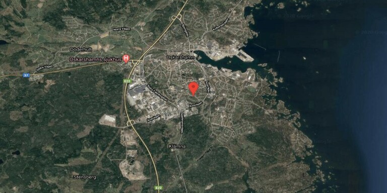 87 kvadratmeter stort hus i Oskarshamn sålt till ny ägare