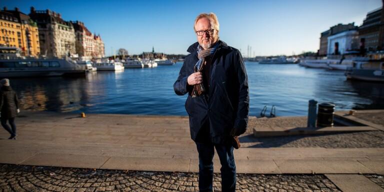"Lars-Johan Jarnheimer: ""Börjar se mållinjen"""