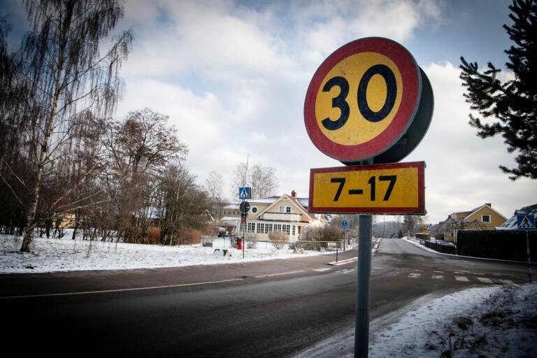 Nya hastighetsbegränsningar i hela samhället