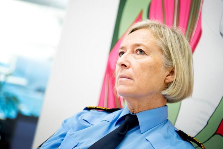 Carina Persson, regionpolischef i Syd, anser att polisen får allt bättre verktyg för att bekämpa den organiserade brottsligheten.