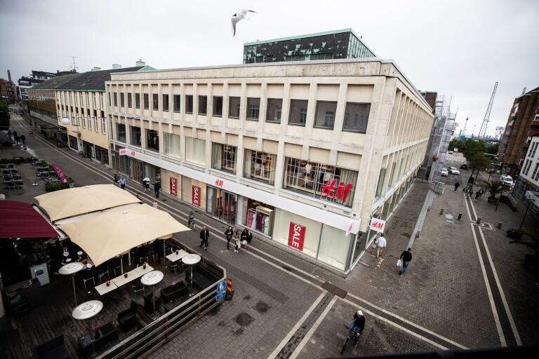Byggnad i Trelleborg kan utses till Skånes fulaste