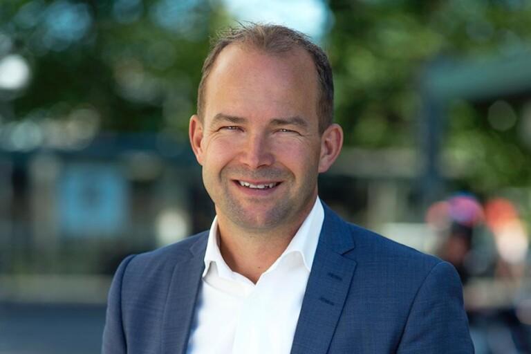 Jörgen Andersson är vd tillika delägare i Wästbygg guppen AB, som nu går mot en notering på Nasdaq Stockholm.