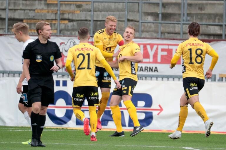 Han var bäst när Elfsborg förlorade efter sent mål