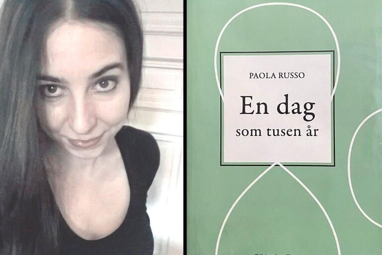 """Kalmarbördiga Paola Russo: """"Jag tycker om att utgå från fakta"""""""