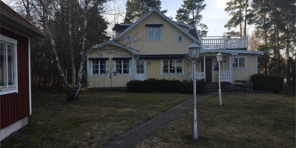 5. Storgatan 220, Blomstermåla, Mönsterås. Boyta: 158 kvadratmeter. Utropspris: 850 000 kr.