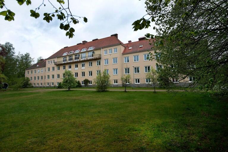Lägenheterna på Brobysjukhuset anses vara olagliga