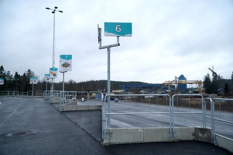 Nya Råssa återvinningscentral blev bra efter ombyggnaden tycker förslagsställaren, men den kan bli ännu bättre.