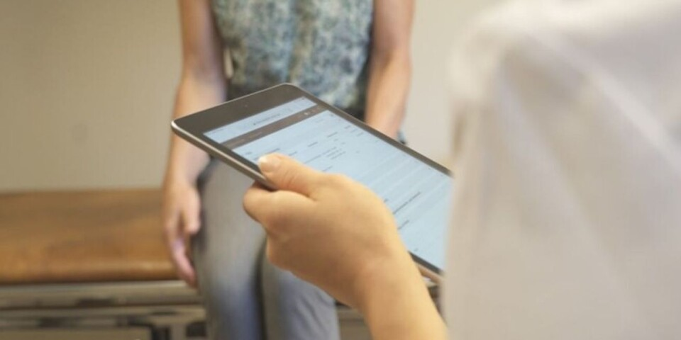 Allt fler söker vård digitalt under coronapandemin.