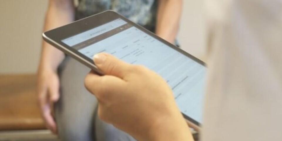 Nu kan du söka viss primärvård online.