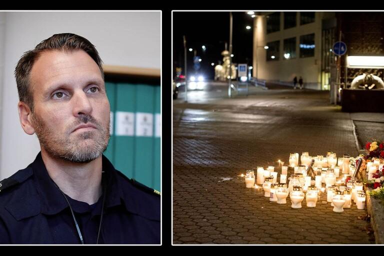 """Polischefen: """"Bilden av Borås är att vi är en gangsterstad"""""""