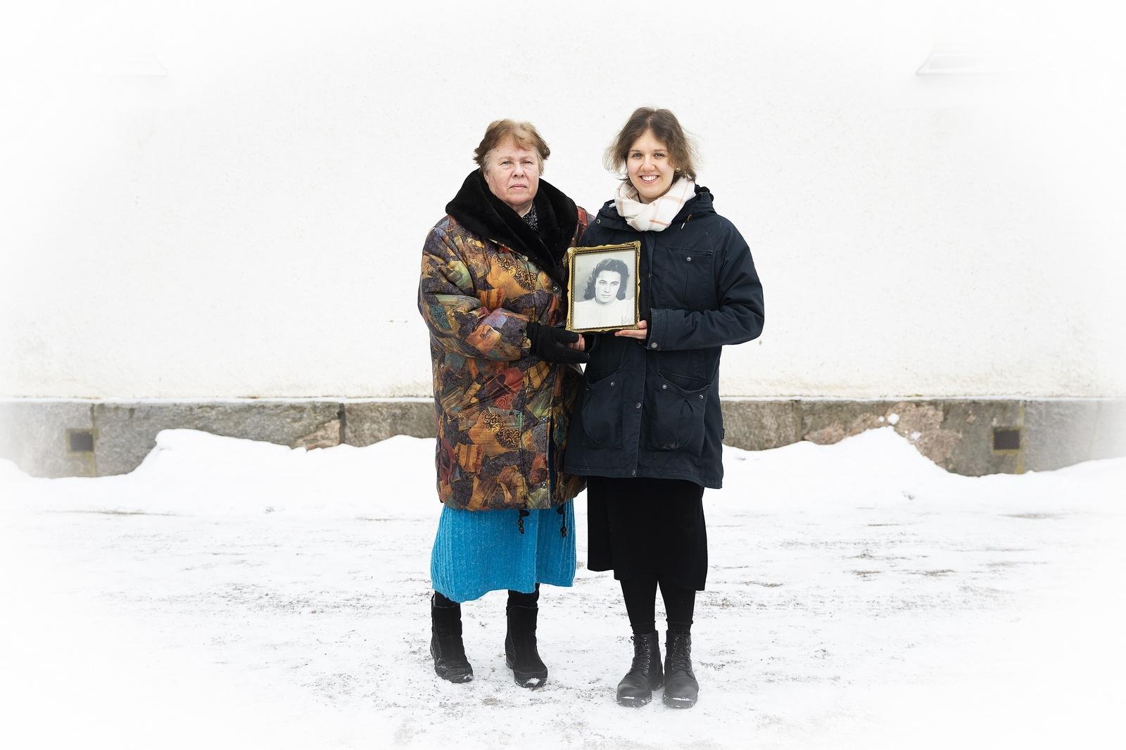 Den 4 februari hölls begravningen till Anna-Marias minne i Vist kyrka i Ulricehamn.