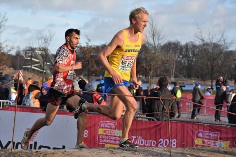 Maraton i fokus - men först siktar Högbystjärnan på ny terrängmedalj