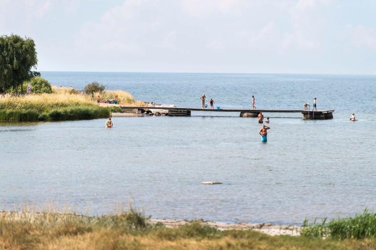 Lista: 65 badplatser i Blekinge