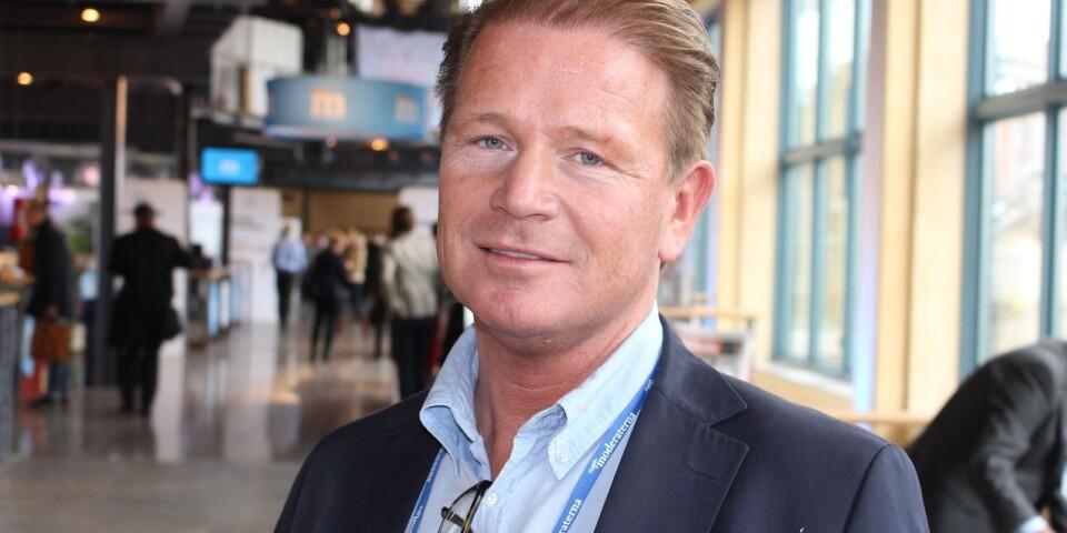 Harald Hjalmarsson (M), riksdagsledamot