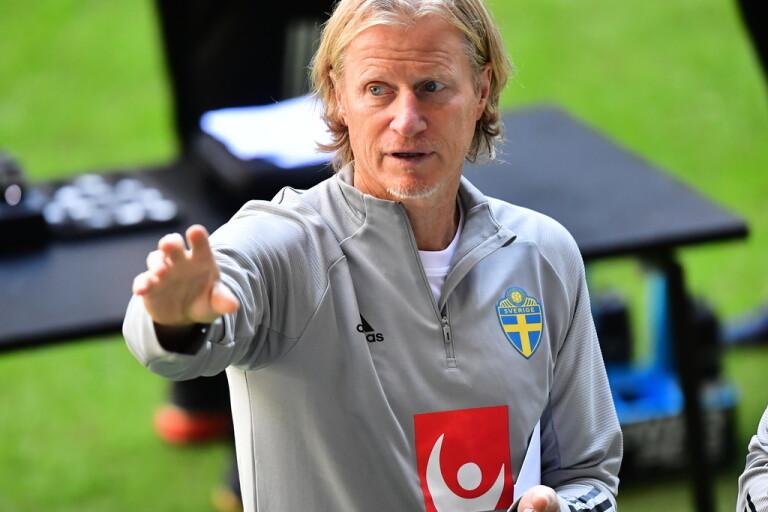 Oönskat resmål på landslagets Europaturné