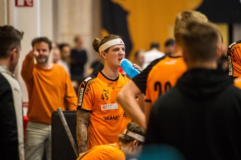 Innebandy: Daniel Perssons mål hjälpte inte