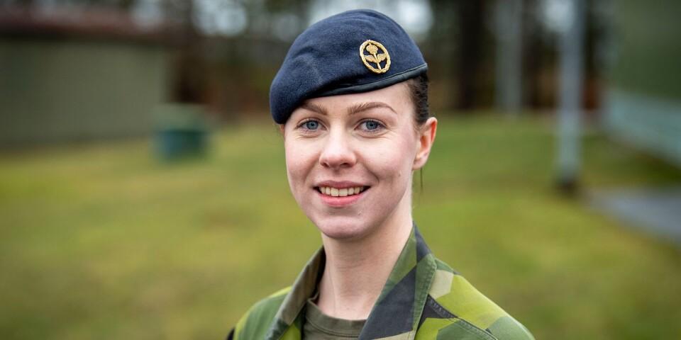 Isabelle Engström arbetar som rekryteringskoordinator.
