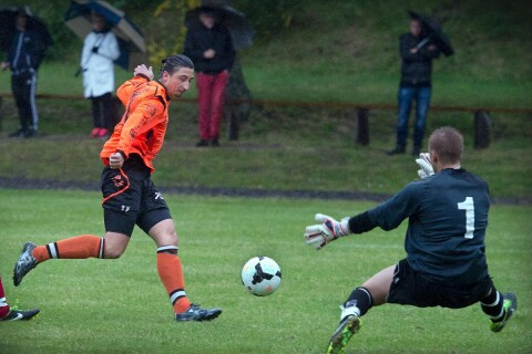 Älmeboda/Linneryd kämpade för nytt kontrakt - se matchen här