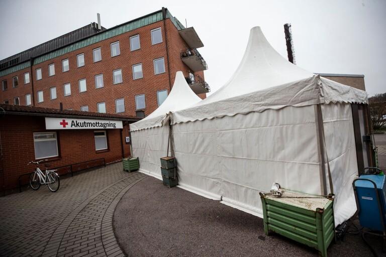 Torsdagens siffror: Så många är konstaterat covid-smittade i Trelleborg