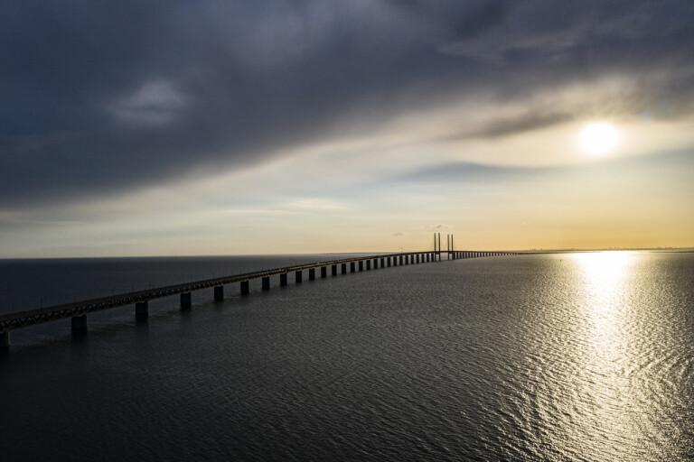 Danmark lättar på gränskontrollerna mot Sverige. Arkivbild.