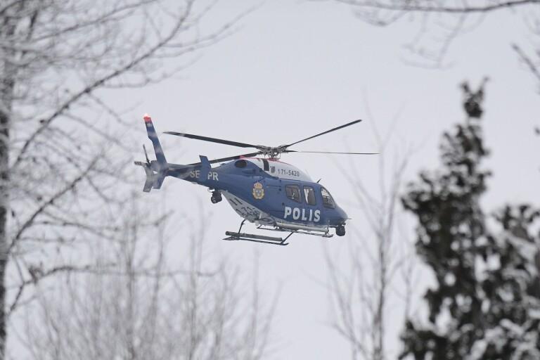 Polis: Ryttare kan ha ramlat av sin häst – stor sökinsats