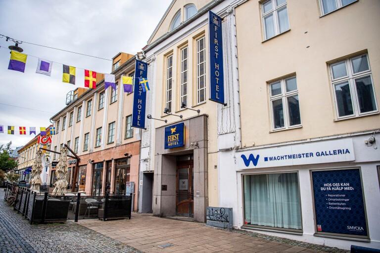 Näringsliv: Hotell i centrum stänger igen