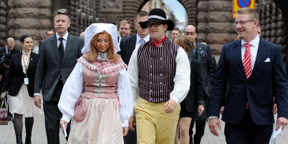 Sverigedemokraterna säger förvisso att de vill bejaka annan slags kultur, men det är så uppenbart inte deras fokus.