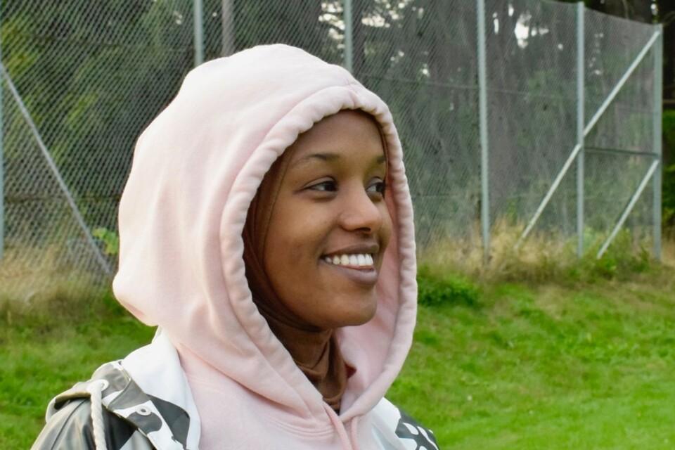 Yasmin  Mahammud, age 25.
